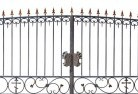 Balgownie Wrought iron fencing 10