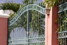 Balgownie Wrought iron fencing 12