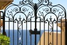 Balgownie Wrought iron fencing 13