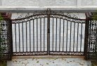 Balgownie Wrought iron fencing 14