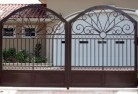 Balgownie Wrought iron fencing 2