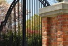 Balgownie Wrought iron fencing 7