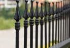 Balgownie Wrought iron fencing 8